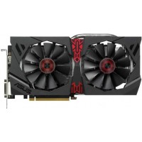 AMD Radeon ASUS R9 380 2Gb GDDR5 (STRIX-R9380-DC2OC-2GD5-GAMING)