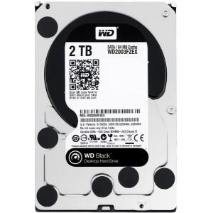 HDD WD Black 2TB (WD2003FZEX)