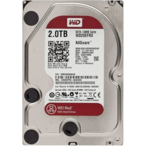 HDD WD Red 2TB (WD20EFRX)