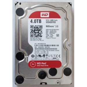 HDD WD Red 4TB (WD40EFRX)